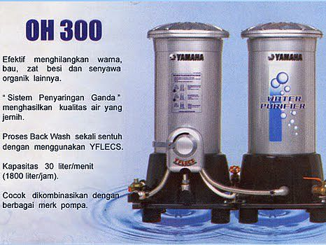 Filter Air Yamaha OH 300